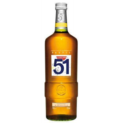 Pastis 51 fles 1l