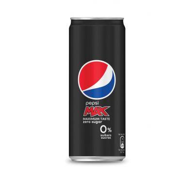 Pepsi Max blik 33cl