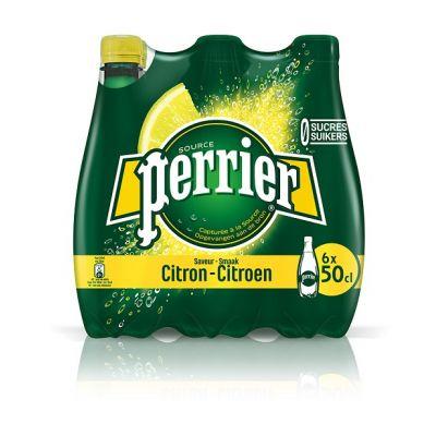 Perrier Citroen clip 6 x 50cl