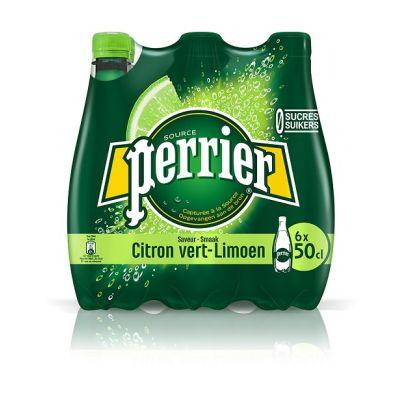 Perrier Limoen clip 6 x 50cl