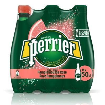 Perrier Pompelmoes clip 6 x 50cl