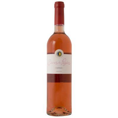 Caves de Pegões (rosé) fles 75cl