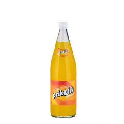 Prik&Tik Orange fles 1l