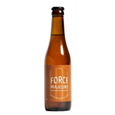 Force Majeure Tripel fles 33cl