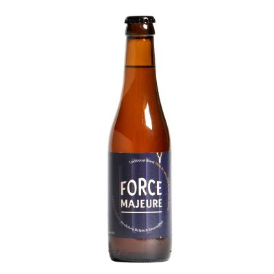 Force Majeure Traditional Blond fles 33cl