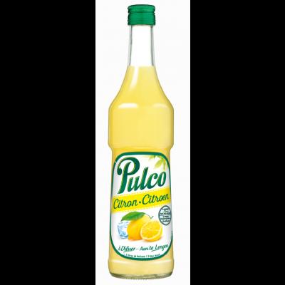 Pulco Citroen fles 70cl