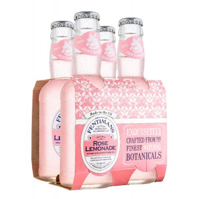 Fentimans Rose Lemonade clip 4 x 200ml
