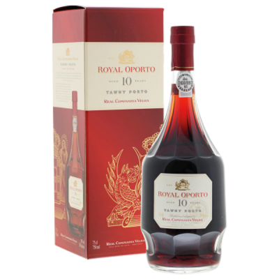 Royal Oporto 10Y Tawny fles 37,5cl