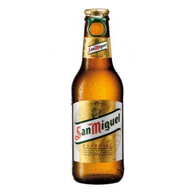 San Miguel fles 25cl
