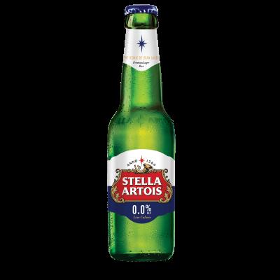 Stella 0,0% fles 25cl