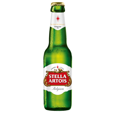 Stella Green Bottle fles 25cl
