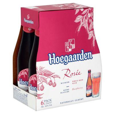 Hoegaarden Rosée clip 6 x 25cl