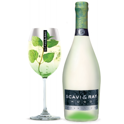 Scavi & Ray Hugo fles 75cl