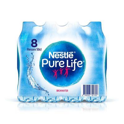 Nestlé Pure Life clip 8 x 50cl