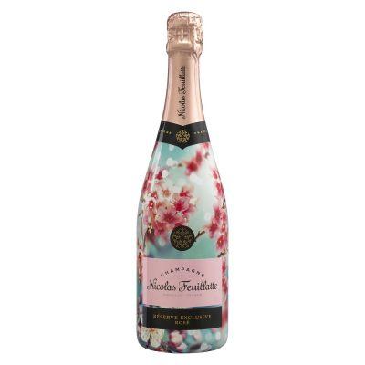 Nicolas Feuillatte Rosé fles 75cl