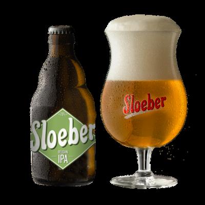 Sloeber IPA fles 33cl