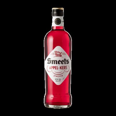 Smeets Appel/Kers fles 70cl