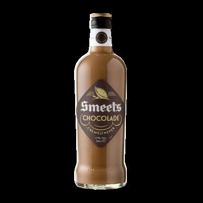 Smeets Chocolade & Cream fles 70cl