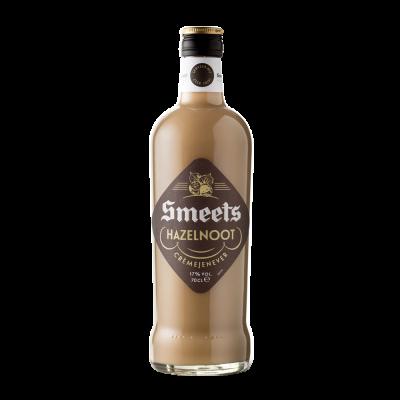 Smeets Hazelnoot & Cream fles 70cl