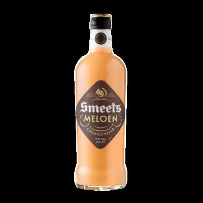 Smeets Meloen & Cream fles 70cl