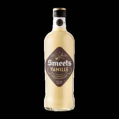 Smeets Vanille & cream fles 70cl