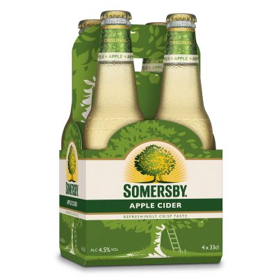 Somersby Apple Cider clip 4 x 33cl