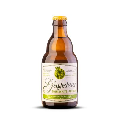 Gageleer White - No Hops fles 33cl