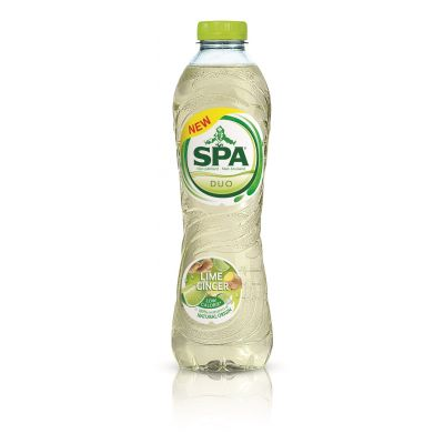 Spa Duo Lime-Ginger pet 1l