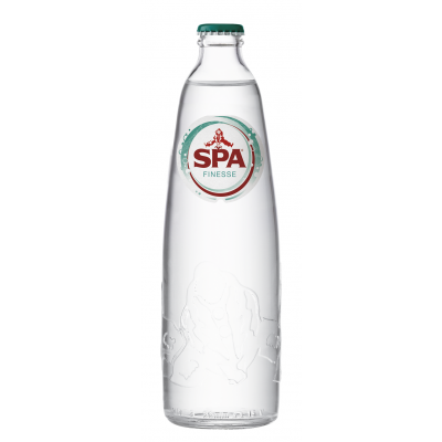 Spa Finesse fles 50cl