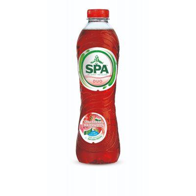 Spa Duo Strawberry-Watermelon pet 1l
