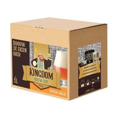 Kingdom Beer Brew Kit Special Belge