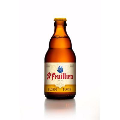 St Feuillien Blond fles 33cl