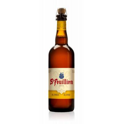 St Feuillien Blond fles 75cl