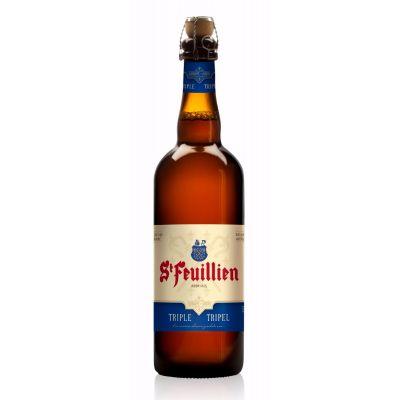 St Feuillien Tripel fles 75cl