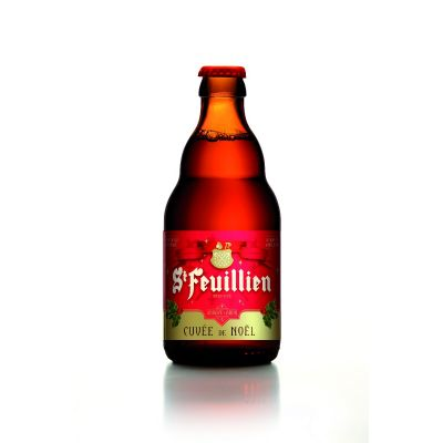 St Feuillien Cuvée de Noël fles 33cl