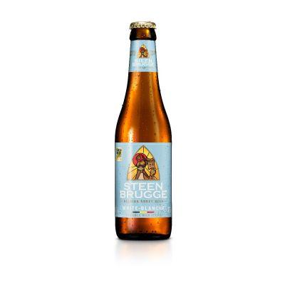 Steenbrugge Wit fles 25cl