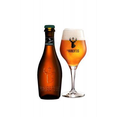 St. Hubertus Amber fles 33cl