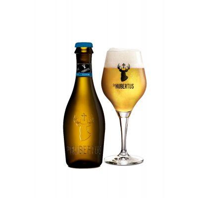 St. Hubertus Wit fles 33cl