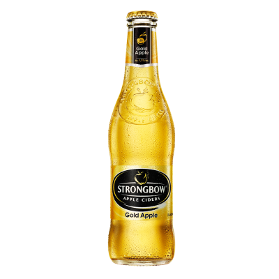 Strongbow Gold Apple fles 33cl
