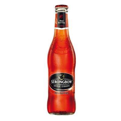 Strongbow Red Berries fles 33cl