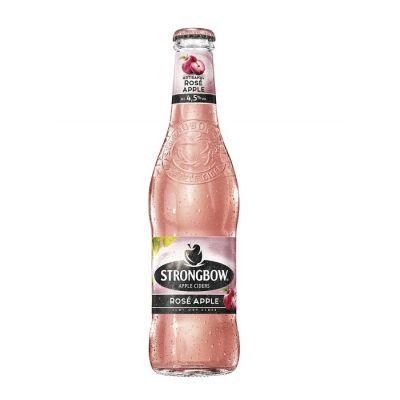 Strongbow Rosé Apple fles 33cl