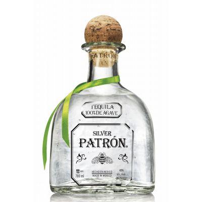 Tequila Patrón Silver fles 70cl