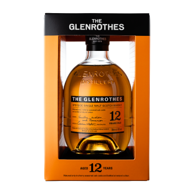 The Glenrothes 12Y fles 70cl