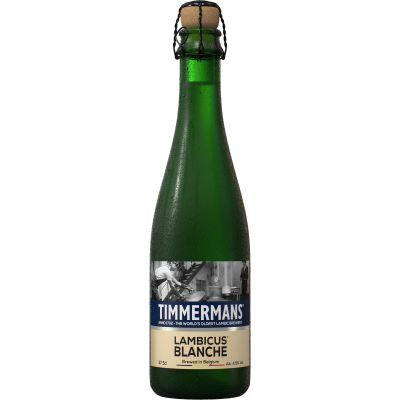 Timmermans Blanche Lambicus fles 37,5cl