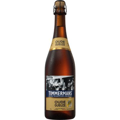 Timmermans Oude Gueuze fles 75cl