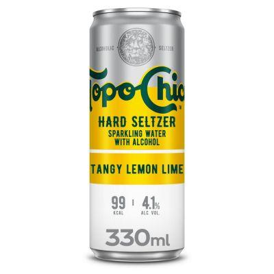 Topo Chico Tangy Lemon Lime blik 33cl