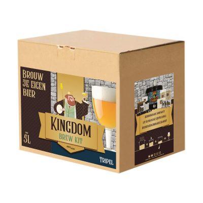 Kingdom Beer Brew Kit Tripel