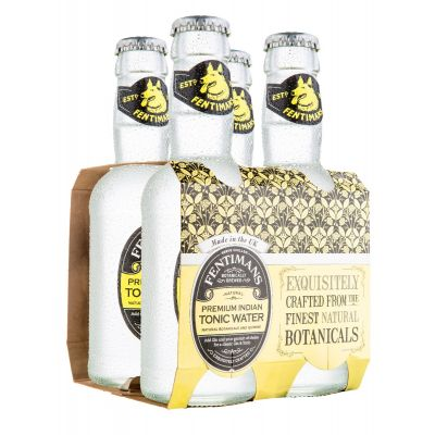 Fentimans Tonic clip 4 x 200ml