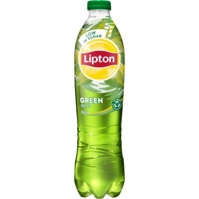 Lipton Ice Tea Green Original (Reduced sugar) pet 1,5l