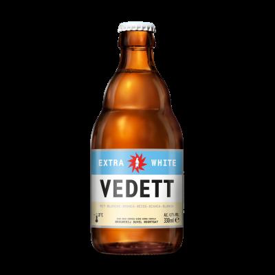 Vedett Extra White fles 33cl